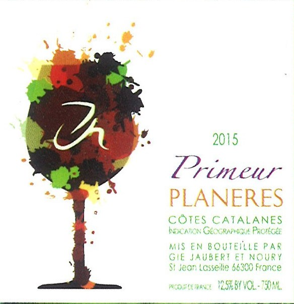 Copie de Carte d'invitation Primeur 2015