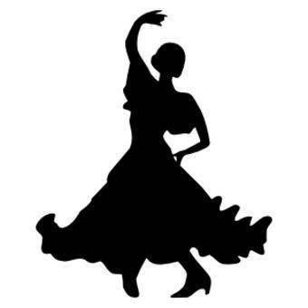 Ch teau plan res programme des festivit s 2017 au - Danseuse flamenco dessin ...