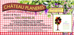 vin primeur invitation 2017