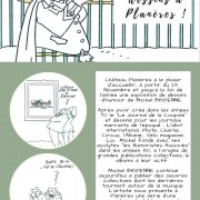 L'Humour en dessins à Planères !
