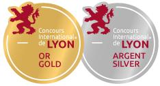 or et argent Lyon